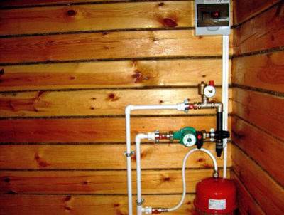 Альтернативное отопление с помощью электродных котлов