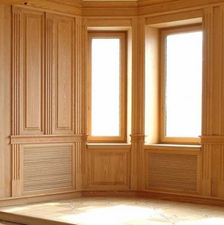 Деревянные окна