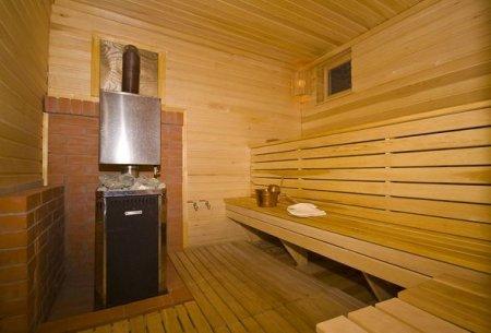 Как сохранить тепло в бане