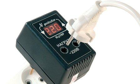 Как защитить электроприборы от перепадов напряжения