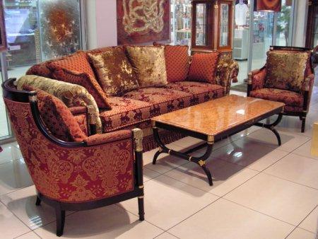 Купить кожаный диван из Италии