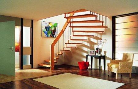 Лестницы и их типы