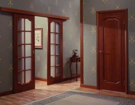Межкомнатные двери и их установка