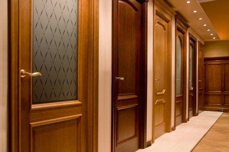 Межкомнатные двери – стиль