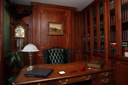 Мягкая мебель для кабинета
