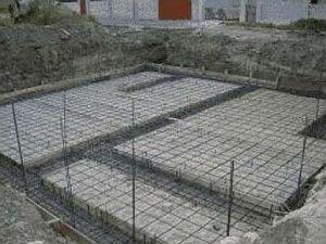Некоторые особенности работ по бетонну