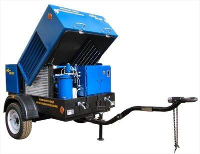 О дизельном компрессоре