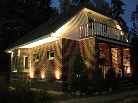 Освещение в частном доме