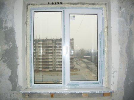 Пластиковые окна и этапы их установки