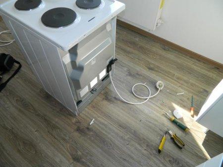 Подключение электроплиты в доме