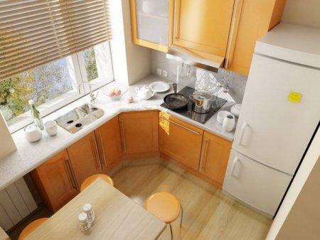 Ремонт кухни хрущевки