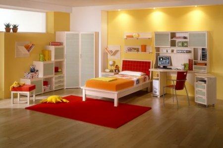Роль цвета в дизайне квартиры от студии Frino