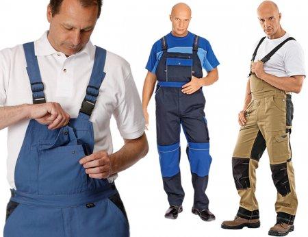 Спец. одежда для рабочих – особенности
