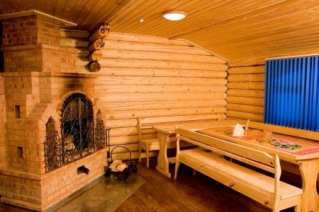 Строительство бани на приусадебном участке