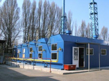 Транспортабельные котельные установки