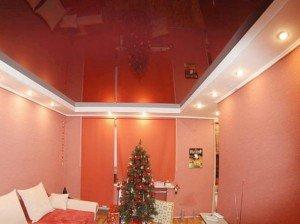 Выбираем натяжные потолки