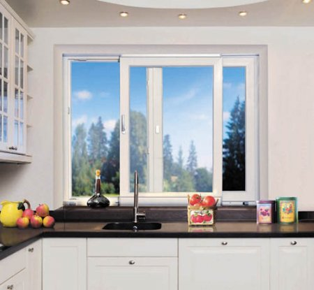 Выбираем окна на кухню