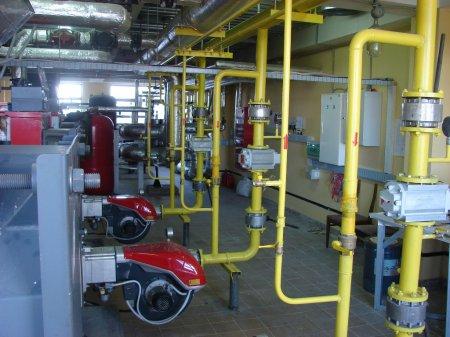 Виды топлива используемого в котельных