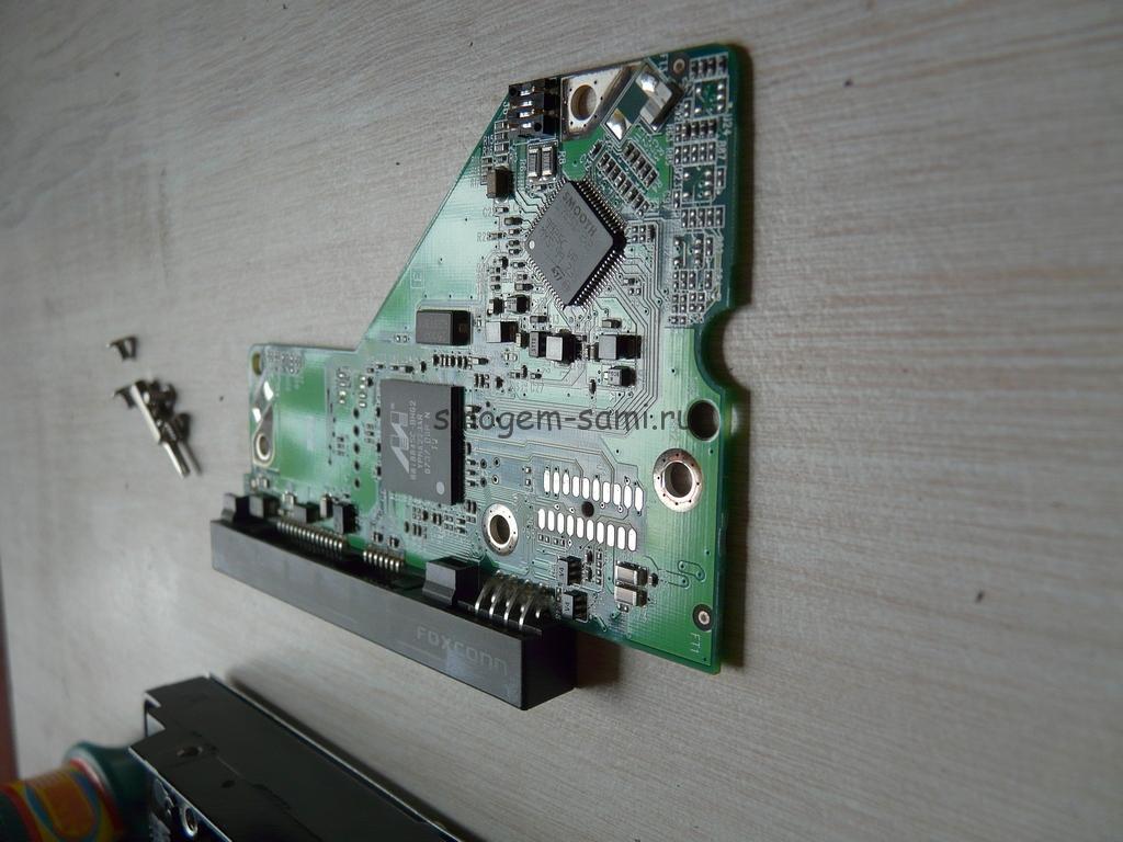 hdd-контроллер