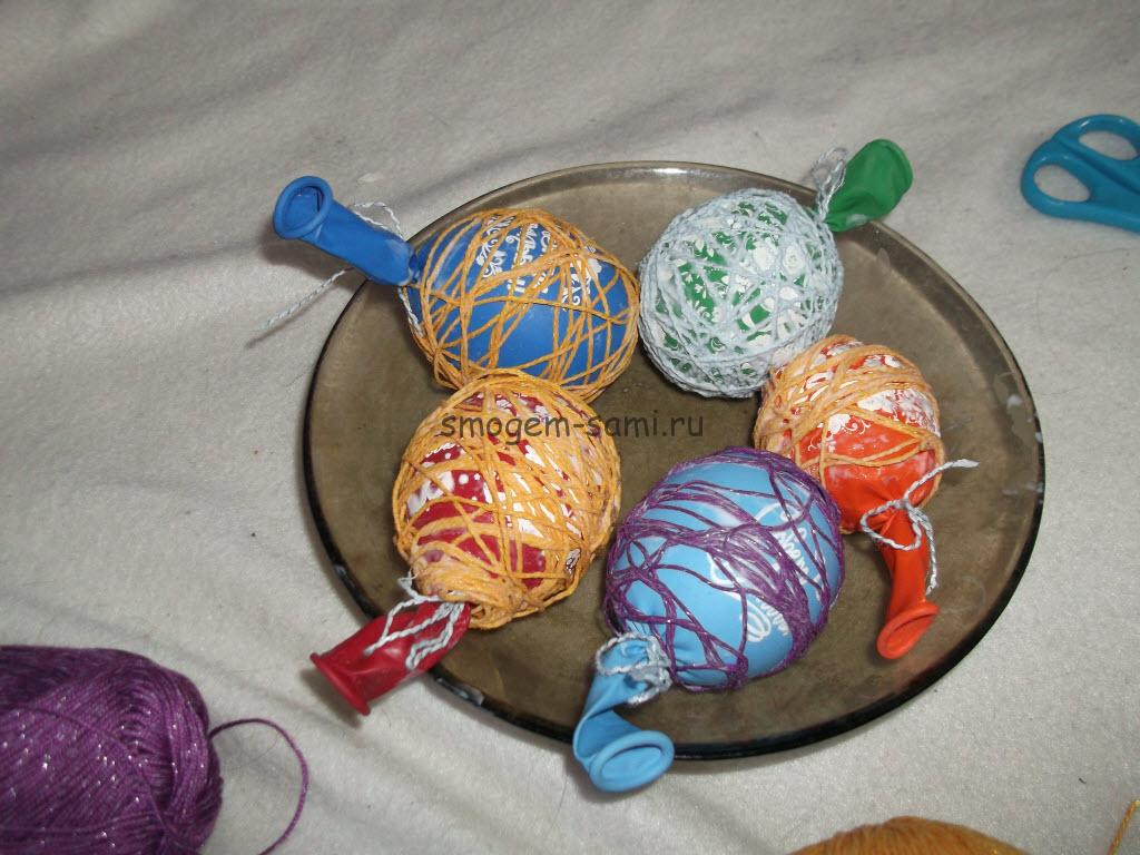 поделка пасхальные яйца