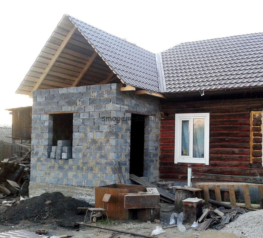 Проект пристройки к дому своими руками фото 424
