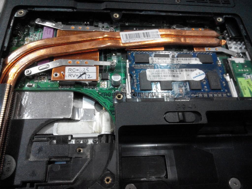 почему шумит ноутбук