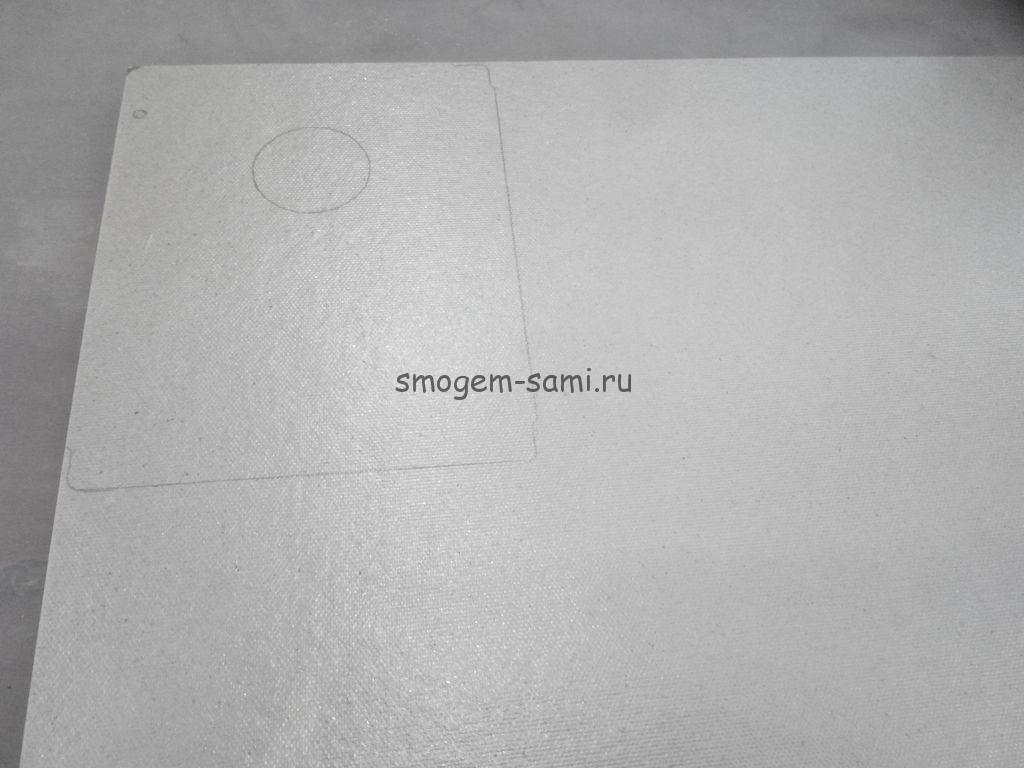 пластина из слюды для микроволновки