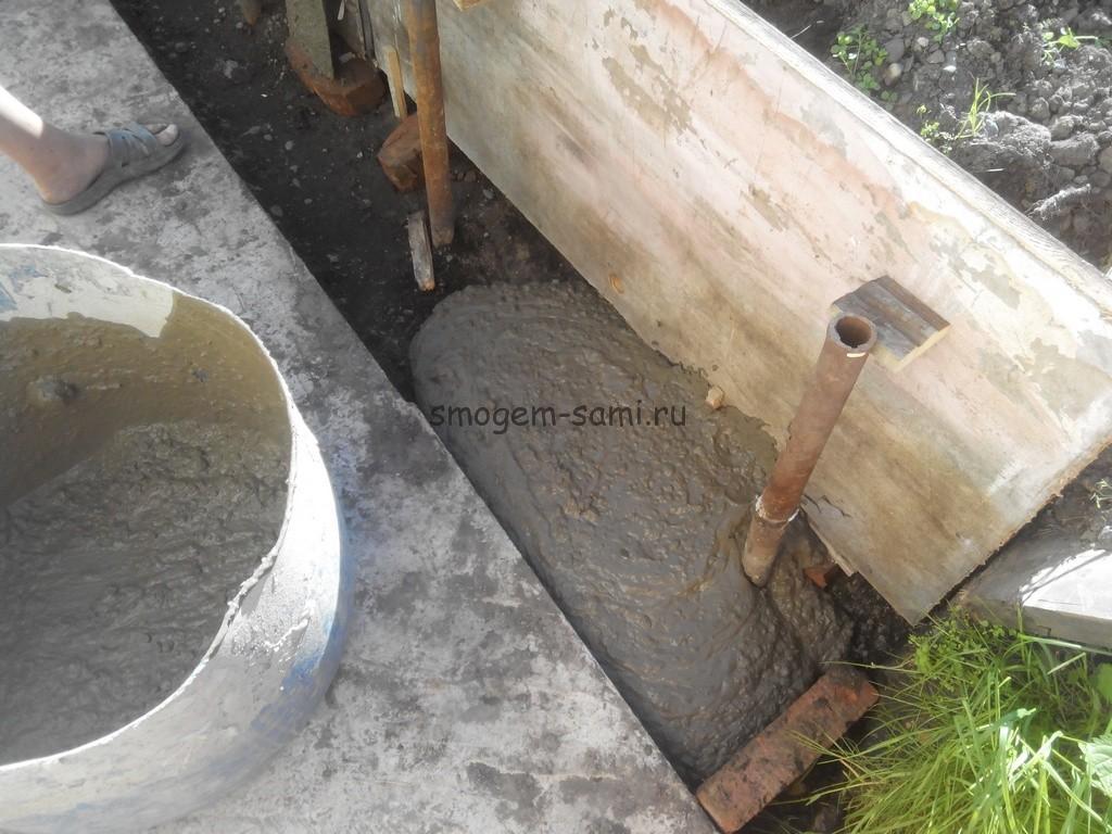 сколько времени твердеет бетон