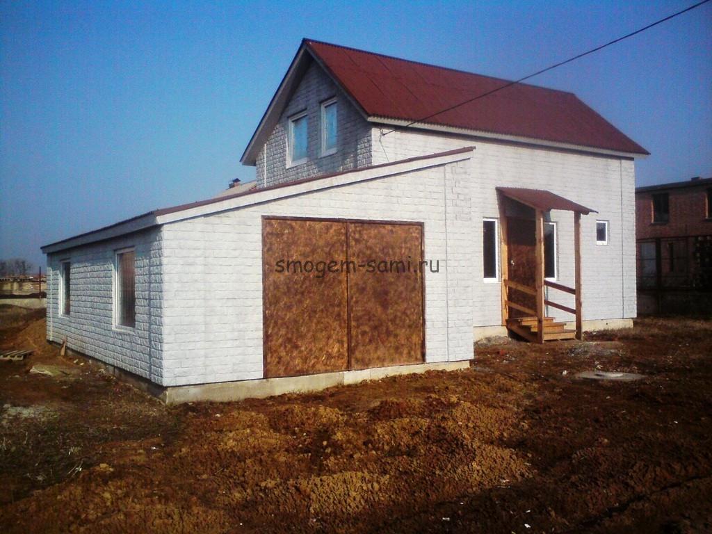 технология малоэтажного строительства структурные домостроительные панели СДП