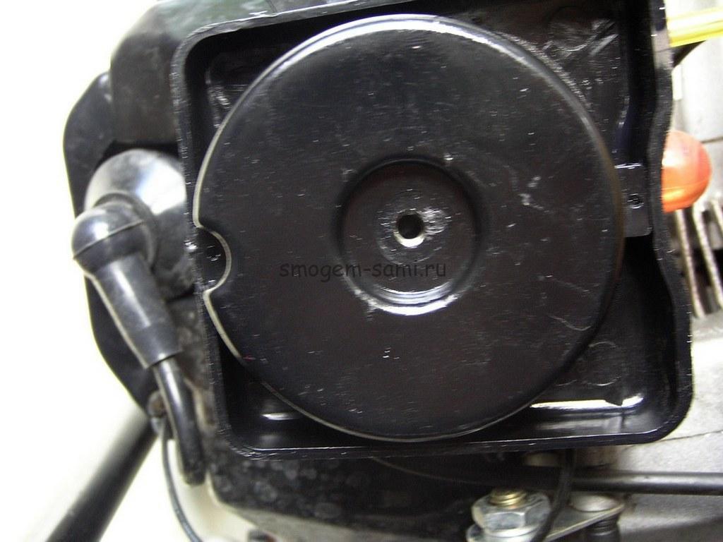 Huter MP25 мотопомпа не качает воду