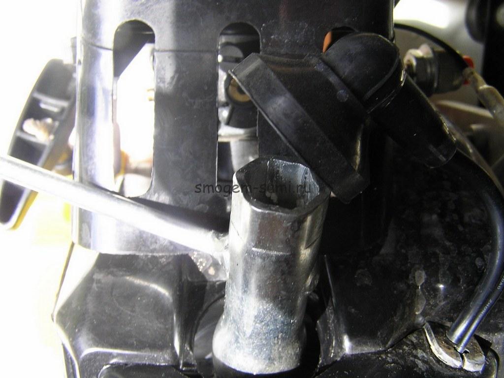 ремонт мотопомпы своими руками