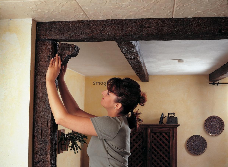 Декоративная отделка стен в квартире своими руками 20