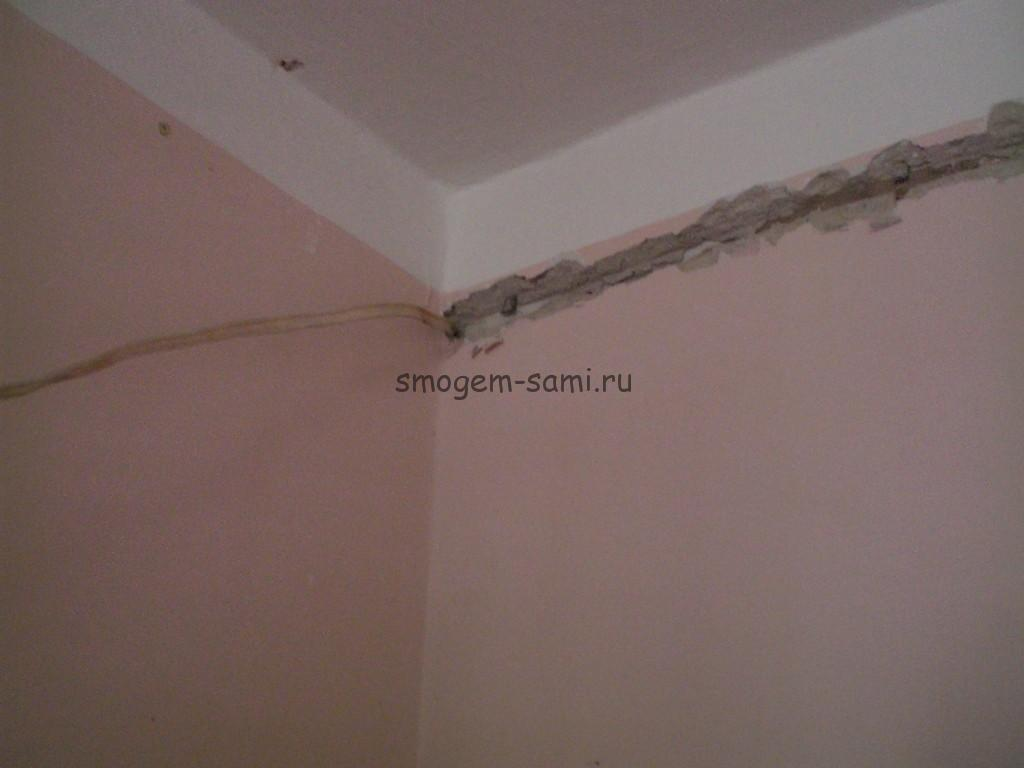 фото демонтаж кирпичной перегородки своими руками в квартире
