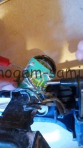фото болгарка не включается ремонт