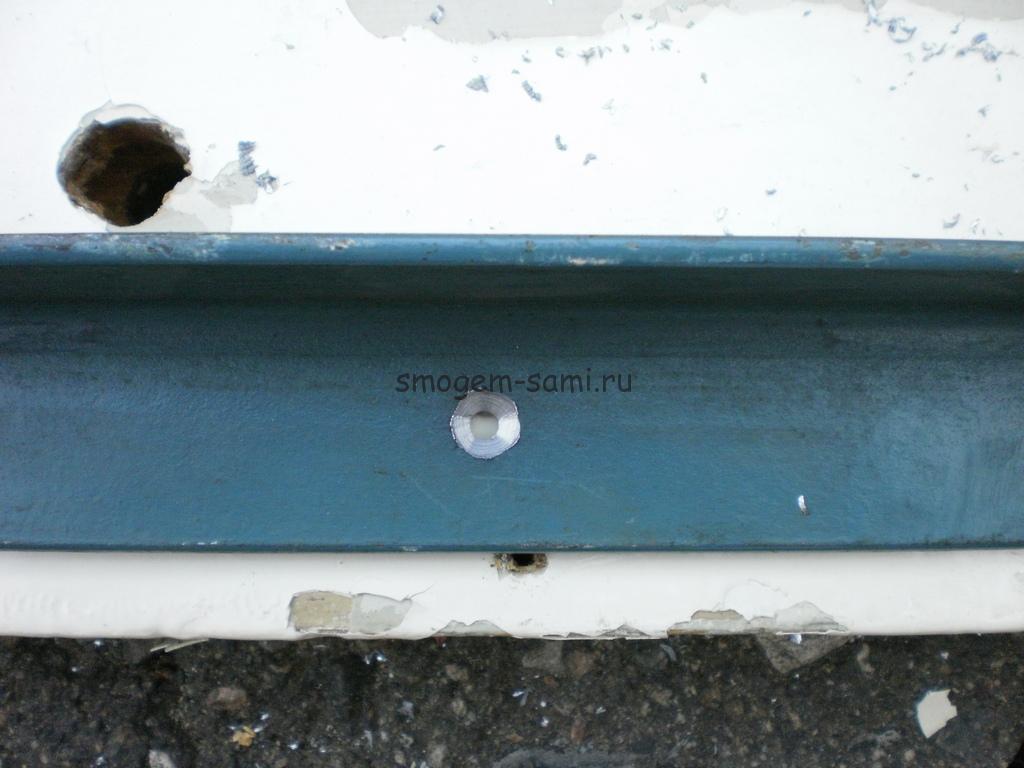 изготовление металлической двери своими руками фото