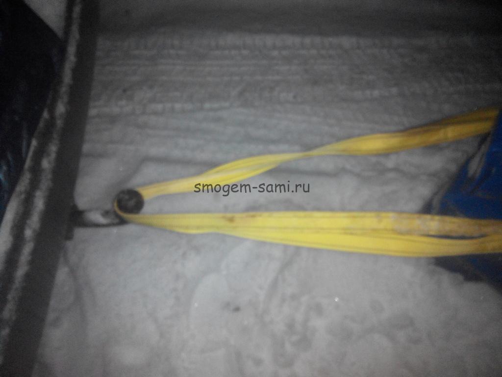уборка дороги от снега на машине самодельное приспособление для расчистки снега фото