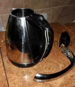 чайник не выключается ремонт своими руками