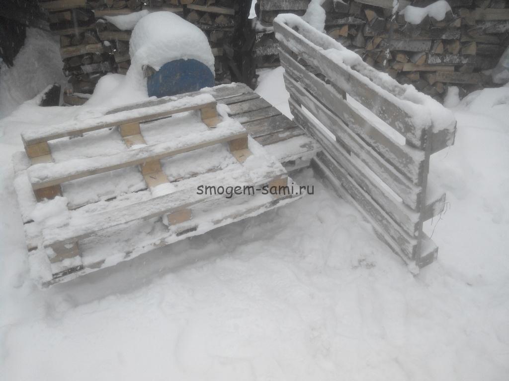 чистка дороги от снега на машине приспособление фото