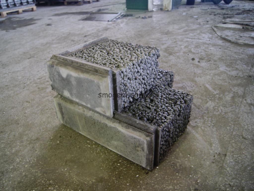 фото изготовление керамзитобетонных блоков