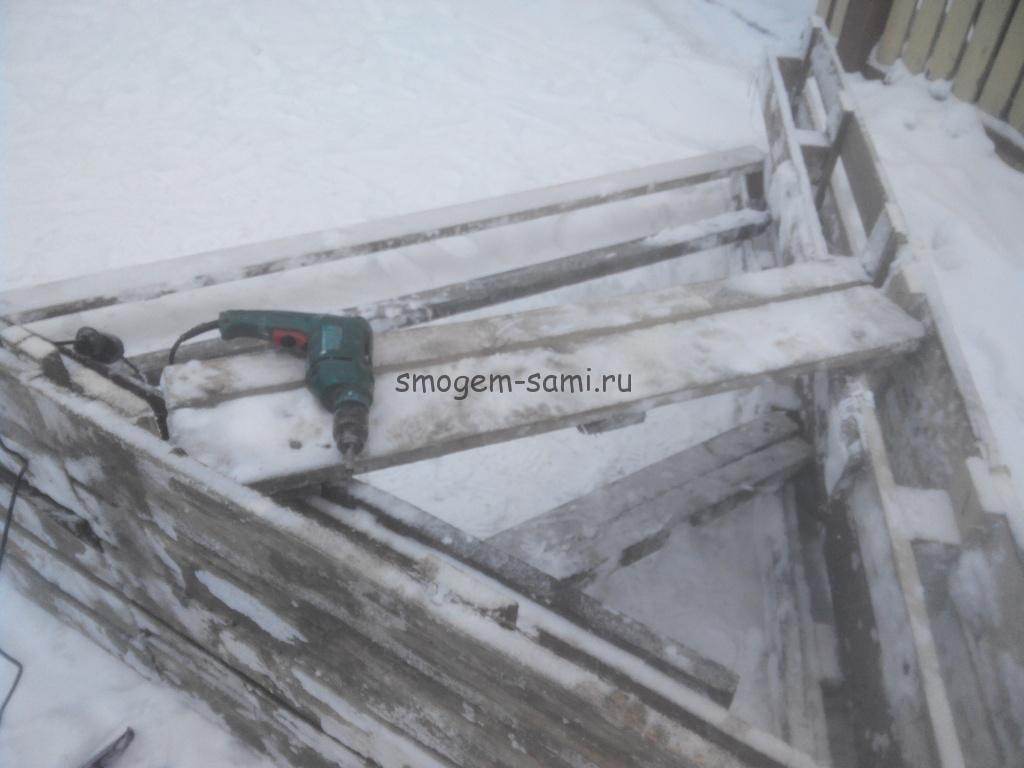 фото приспособление для расчистки снега на машине