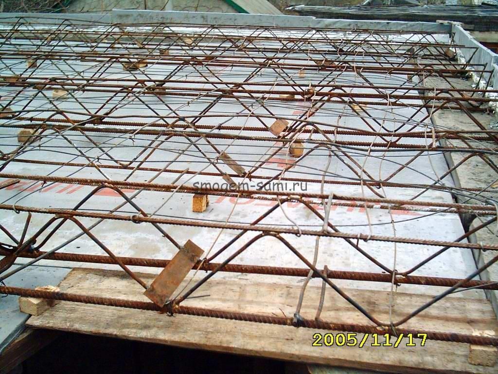 фото строительство дома из монолитного пенобетона с использованием шагающей опалубки