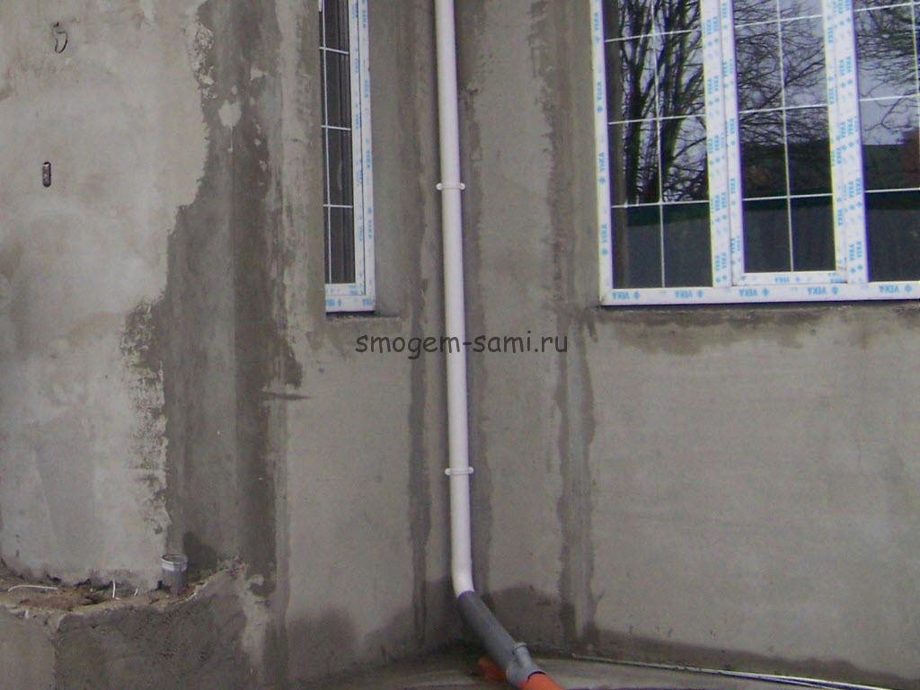 Как сделать ленточный фундамент для дома из несъёмной опалубки