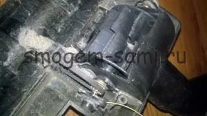 ремонт щетки пылесоса фото