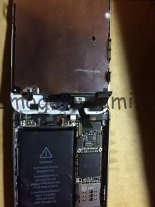 замена дисплея на Айфон 5с фото