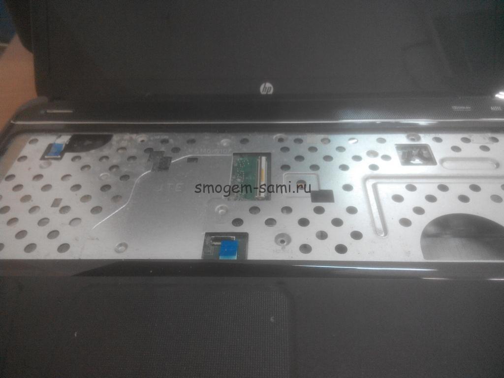 как разобрать HP Pavilion g6-2323sr