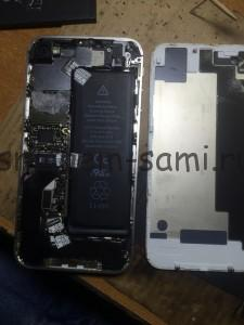 разбор iPhone 4s фото
