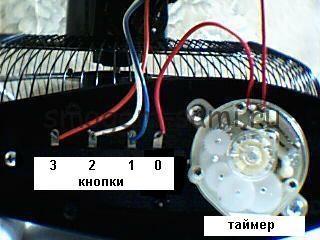 фото ремонта вентилятора своими руками