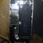 Разборка Айфон 4с