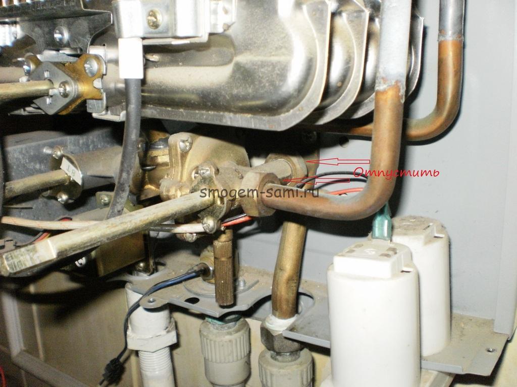 что делать если газовая колонка не включается ремонт