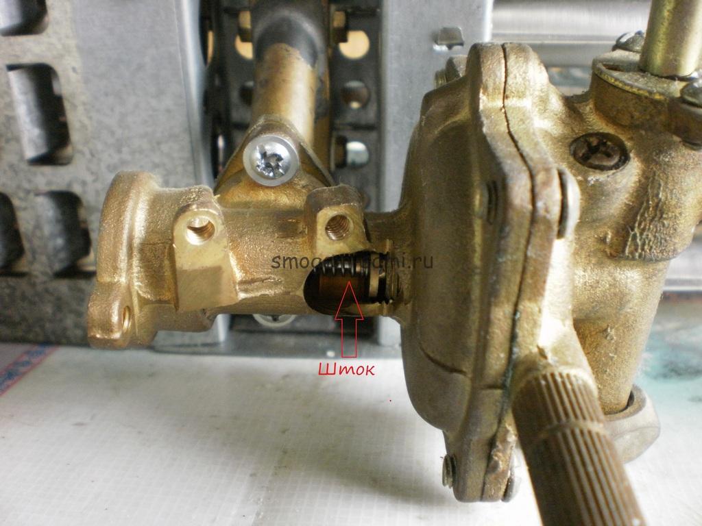 ремонт газових колонок своими руками фото